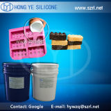 Liquid Platinum Cure Silicone Rubber (HYE630)