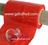 HDPE Virgin Material Red Color Masterbatch for Blowing Film