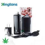New Arrival Ceramic Heating Element Dry Herb Vaporizer Black Widow Wholesale Price