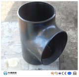 API5l Carbon Steel Black Mild Steel BMS Stainless Steel Seamless Pipe Fitting Pipe Fittings Equal Reducing Tee