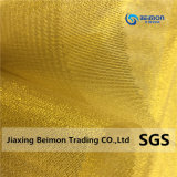 100% Polyester Shiny Organza by Beimon, 35GSM