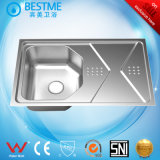 Kitchen Cabinet with 201 Stainless Steel Sink with Board Cover BS-8050