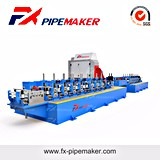 Fx32 High Frequency Straight Seam Pipe Production Line Tube Welding Line