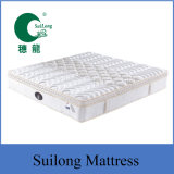 Modern Style Furniture Euro Top Design Memory Foam and Pocket Spring Mattress