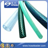 Changle 1/2 Inch Flexible PVC Plastic Clear Reinforced Garden Water Pipe