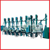 50-60 Ton/Day Integrated Rice Milling Line