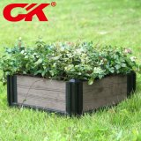 Anti UV 610X610X220 WPC Planter Pot