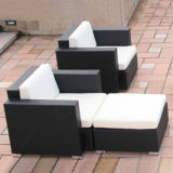 Commercial Swimming Pool Furniture Outdoor Rattan Functional Deck Chair