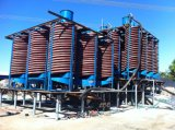 Tin Spiral Separator Gold Concentrator Manganese Mining Plant