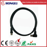 High Speed 5mm 6mm 7mmtv Audio Video Cable with RoHS