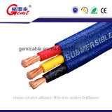 Shenzhen Gemt Hot Sale Flat Diving Pump Cable (010074)