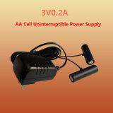 3V 200mA AA Cell Uninterruptible Power Supply