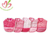 Wholesale Organic Cotton Baby Girls Bibs Drool Bibs Baby Wear