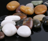 Decoration Colorful Polished Landscaping Pebble Stone for Garden