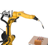 China Best Air6arc-a 6-Axis Industrial Welding Robot Arm 1450mm Arm Reach (MIG, MAG, TIG) 350A Welding Source