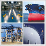 Epoxy Coating for Metal/Cement/Pipeline/Bridges/Ship/Floor Electrostatic Spray Paint Polyester Powder Coating