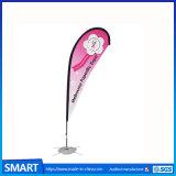 Advertising Custom Flying Teardrop Feather Flag