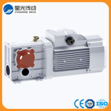 Bevel Helical Geared Motor for Conveyor System