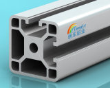 6063 T5 V Slot Extrusion Aluminum Profile for Industrial Guard