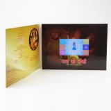 Top Popular Fancy Paper Wedding Video Brochure Mockup Card Wholesale