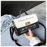 Ins Lovest Fashion PU Leather Cheap Lady Handbag