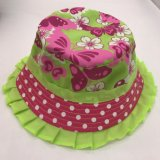 Girl Summer Bucket Hat Competive Price Promotional Hat