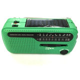 Hot Selling Solar Crank Radio