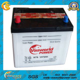 57220 12V 72ah Dry Charged Car Battery