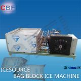 CE and SGS Certification Directly Eaten Bag Ice Machine