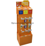 Customized Good Quality Shop Retail Advertising Paper Pallet Display Stand