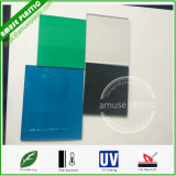 Colored Plastic Roofing Sheets Hard Polycarbonate Solid Panel