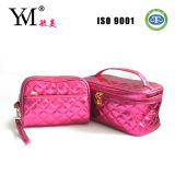 Fashion Pink Makeup Bag Set for Girl