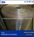 Selvedge Stainless Steel Wire Netting