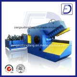 Hydraulic Scrap Metal Steel Iron Aluminum Cutting Alligator Shear