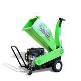 420cc Gasoline Loncin Engine Powered Wood Chipper Shredder with TUV Ce