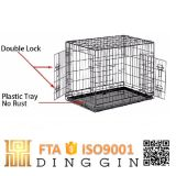 Easy Assembly Wire Mesh Dog House