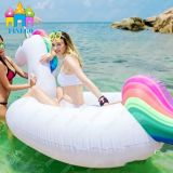 Unicorn Pegasus Swan Water Park Inflatable Floating Air Pool Floats