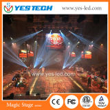 Magic Stage 3D LED Dance Floor 5.9mm Pixel Pitch for Stage Show