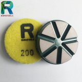 1000# Grit Diamond Polishing Pads for Floor