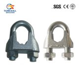 Forging Us Type Malleable Wire Rope Clip