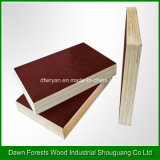 Film Faced Plywood Used in Construction Formwork