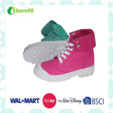 Colorful Canvas Upper and TPR Sole, Casual Shoes