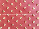High Quality Polyester Cationic Clipping Chiffon Fabric