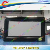 16: 9/4: 3 Inflatable Projection Screen/Inflatable Advertising Screen/Outdoor Commercial Inflatable Screen