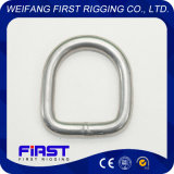 Welded D Shape Ring with Competitive Price