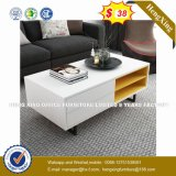 TV Sand Coffee Table Desk Living Room Hotel Office Furniture (HX-8NR0749)