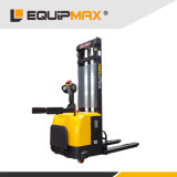 Equipmax 1.0-2.5 Ton Fully Automatic Electric Power Stacker with USA Curtis and Italy Zapi Controller