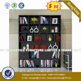 Manufacture Price Wooden Thickness Frost Multiple Book Cabinet (HX-8NR1064)