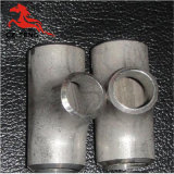 Carbon Steel Butt Welding Pipe Fitting Stainless Steel Tee