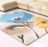 Hand Made Carpet/Hand Tufted Carpet/Customized Carpet/Wool Carpet/Luxury Carpet